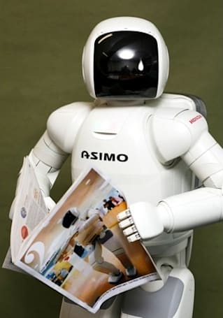 iRobot says its Warrior bot is more human than ASIMO