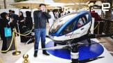 Microsoft's drone simulator and Dubai's hover taxis | ICYMI
