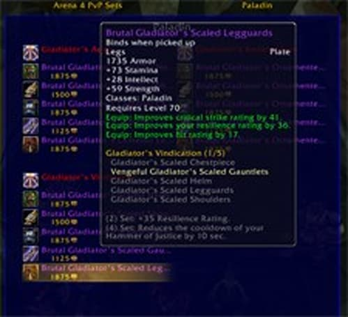 Forum post of the day: Epic choices