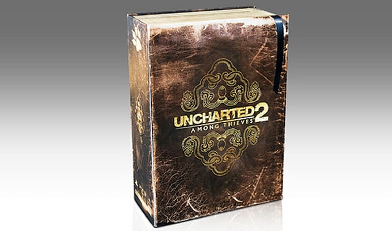 Uncharted 2 Fortune Hunter Edition hits eBay, costs a (wait for it) fortune