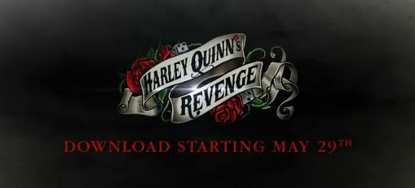 Play as both Robin and Batman in Harley Quinn's Revenge