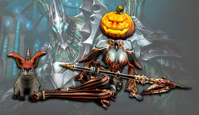 NCsoft details Lineage 2 Trick or Treat event