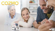 Anki's tiny Cozmo robot is a Pixar character made real