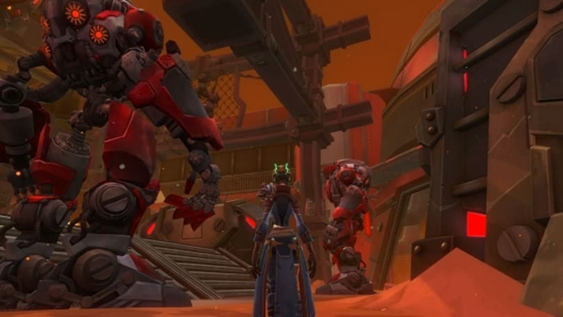 WildStar puts up patch notes for its latest weekend beta