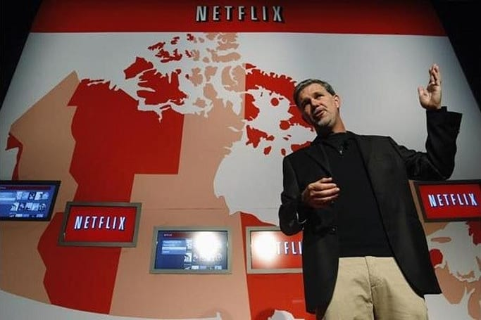 Netflix beefing up service center in preparation for global launch