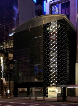Vertu opens tasteful, refined retail location in Japan