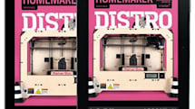 Distro Issue 52: Does the MakerBot Replicator signal the dawn of in-home 3D printing?