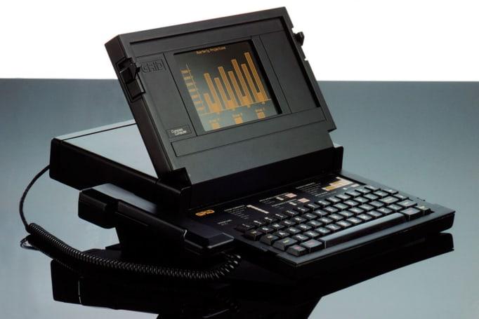 Laptop pioneer John Ellenby dies