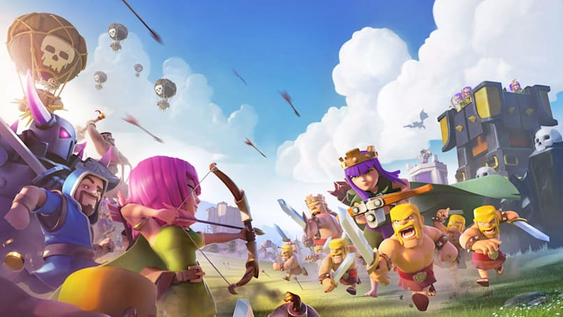 Tencent buys the game company behind 'Clash of Clans'