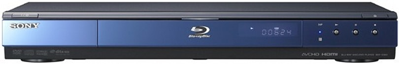 Sony issues revised firmware for BDP-S350 Blu-ray player