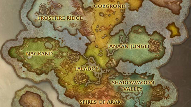 Know Your Lore: The mysteries of Draenor