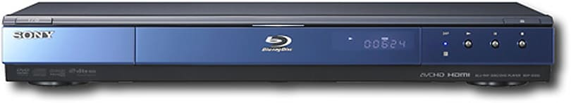 Sears Black Friday deals slip out: Sony Blu-ray player for $179.99