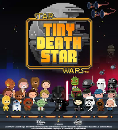 LucasArts and NimbleBit team up for Star Wars: Tiny Death Star