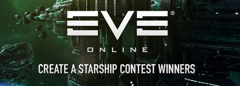 Winners announced for EVE's starship design contest