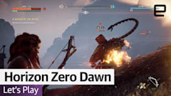 Let's play 'Horizon Zero Dawn'