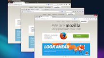 Firefox's revamped interface is now available in Aurora releases