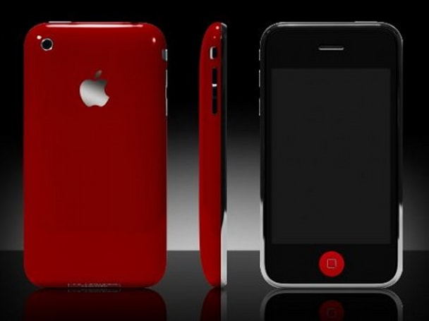 ColorWare outs custom colors for the Apple iPhone 3GS