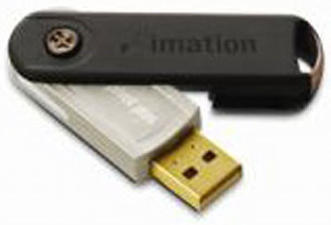 Imation intros redesigned Pivot, new Pivot Plus flash drives