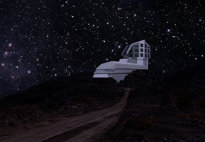 New telescope will be a high-resolution window to the universe