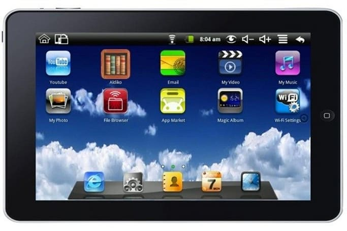 Walgreens now selling $100 Maylong M-150 Android tablet