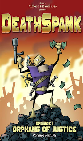 Hothead Games to publish Ron Gilbert's 'DeathSpank'