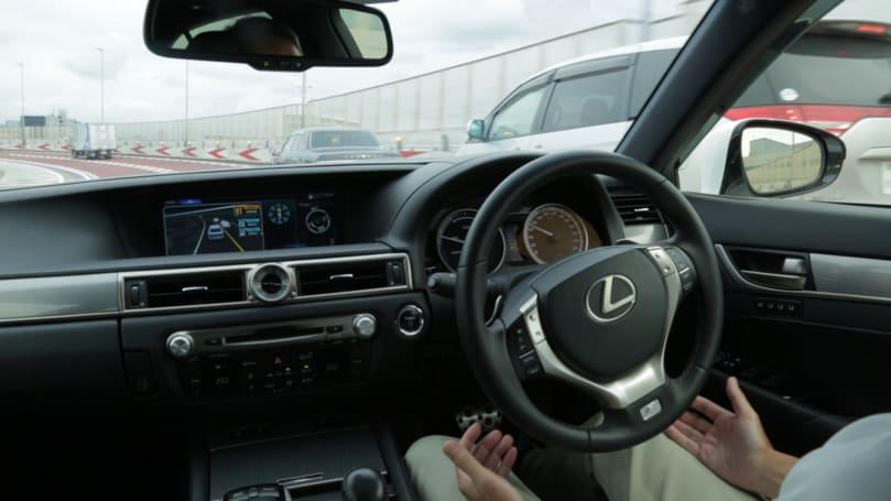 Toyota aims to build autonomous car around 2020