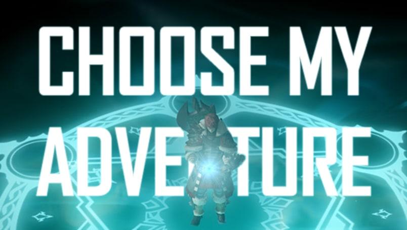 Choose My Adventure: Final Fantasying