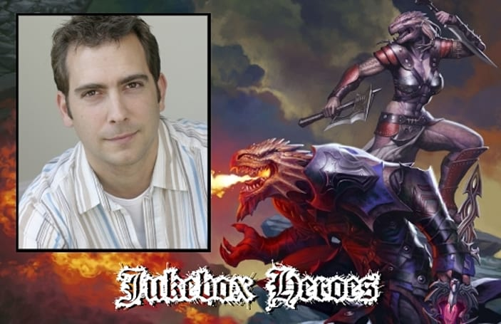 Jukebox Heroes: Chatting with Neverwinter's Kevin Manthei