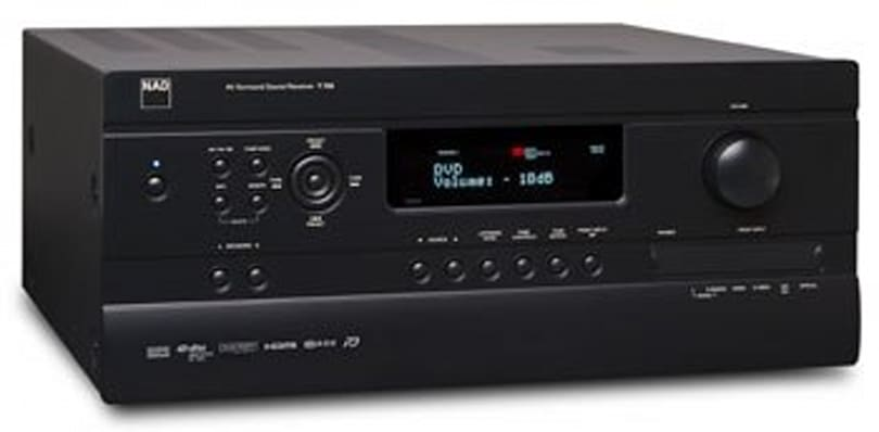 NAD intros trio of new receivers