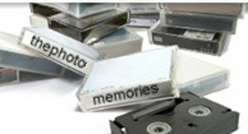 The Photo Archival Company offers Blu-ray archival solution for camcorder footage