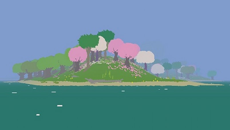 Proteus launching on PS3 and Vita this month with new world generation options