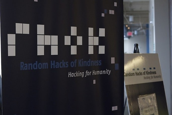 Random Hacks of Kindness brings hackers together for the greater good next month