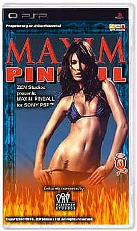 The game that almost is: Maxim Pinball