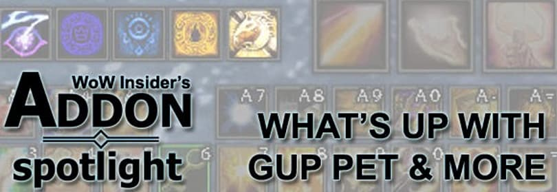 Addon Spotlight: How to update GupPet and more