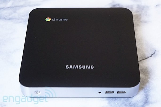 Samsung Chromebox Series 3 pops up in online stores with a Core i5
