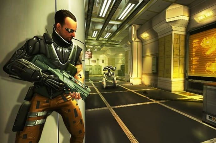 Deus Ex: The Fall update sneaks in iPad 2 support, AI fixes