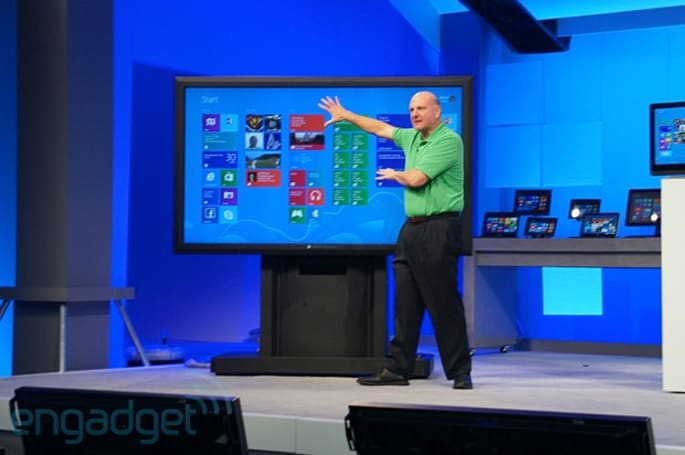 Microsoft posts Build 2012 session videos for eager Windows 8, Windows Phone 8 coders