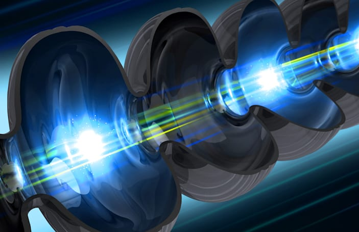 World's most powerful X-ray laser will get 10,000 times brighter