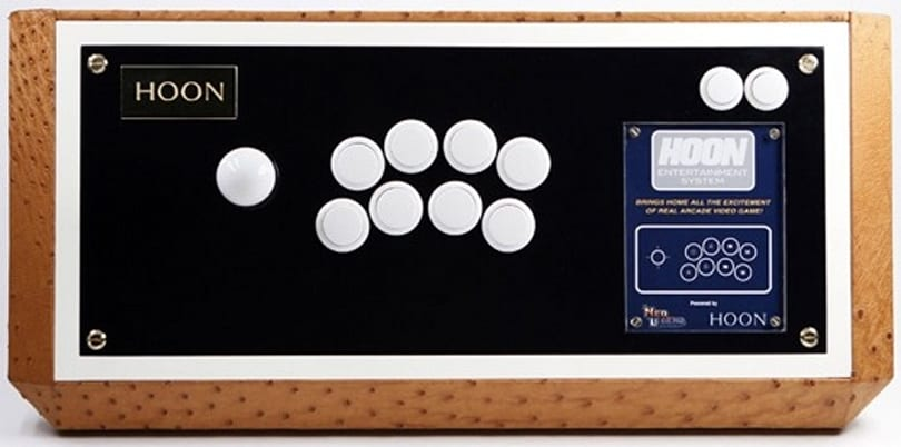 Finally, an arcade stick for the fashion-conscious