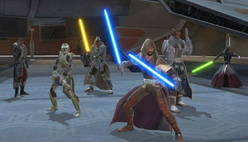 Star Wars: The Old Republic's guide to the group finder