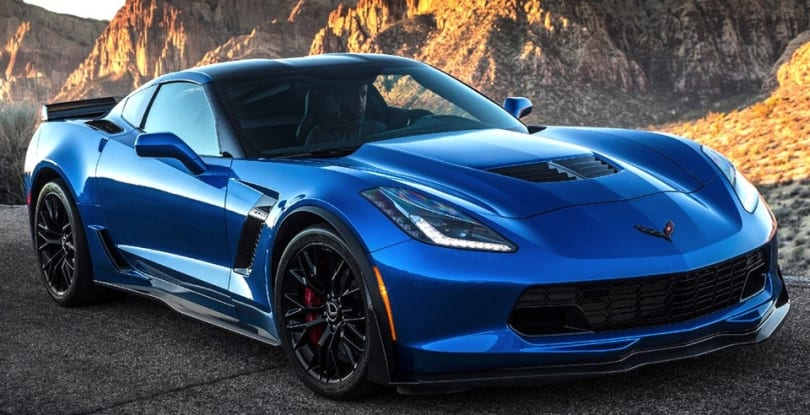 Inhabitat's Week in Green: electric Corvettes and volcano sharks