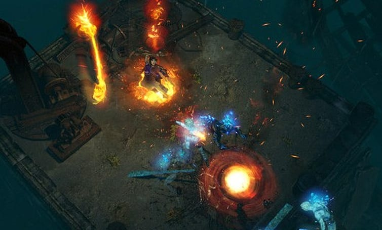 Video previews Wednesday's Path of Exile update 1.0.1
