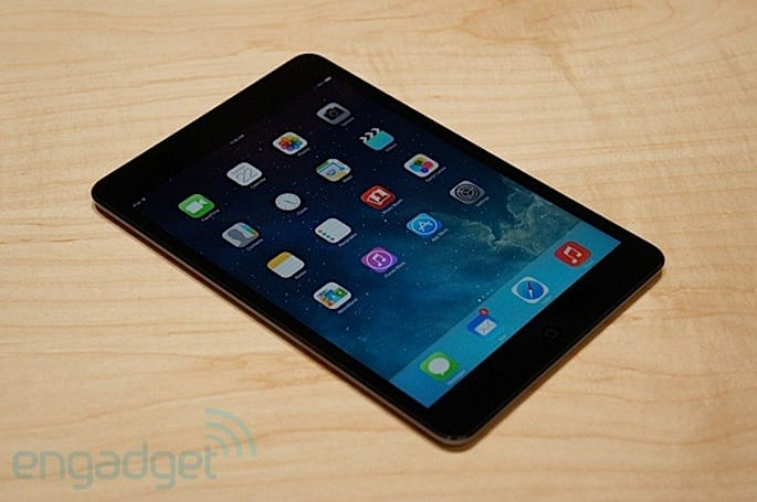 Apple confirms it's 'unclear' whether there will be enough Retina iPad minis to meet demand