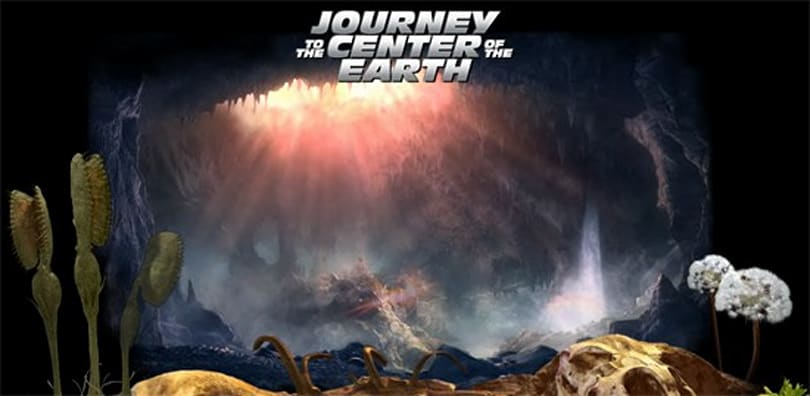 Journey To The Center Of The Earth gained more revenue from 3D than 2D
