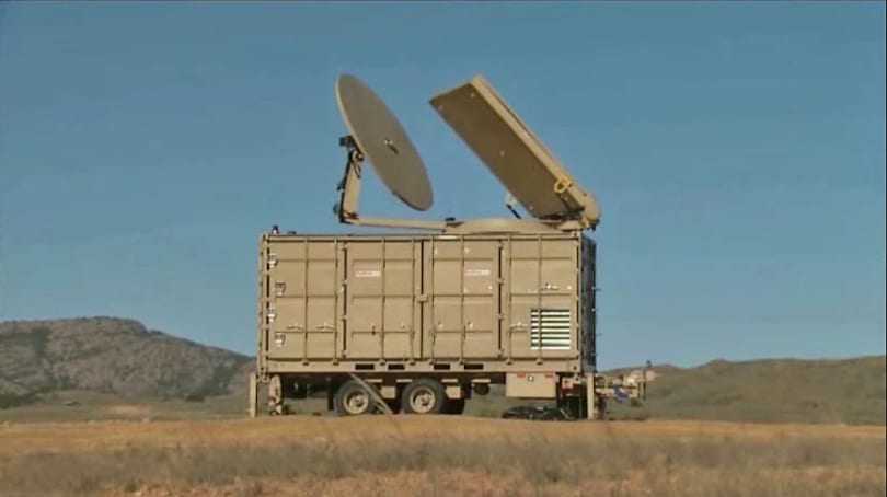 US Army's 'Phaser' could fry entire drone swarms in a volley