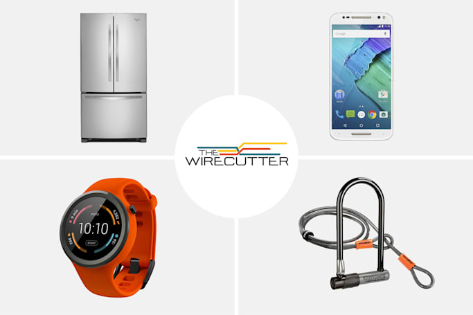 Wirecutter's best deals: Save $300 on a Whirlpool refrigerator