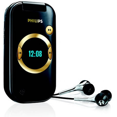 Philips 598 combines style and tunes