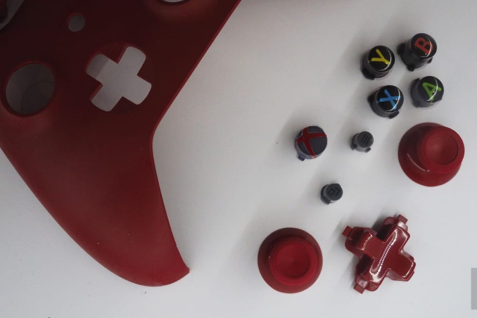Best Looking Design Labs Xbox Controllers