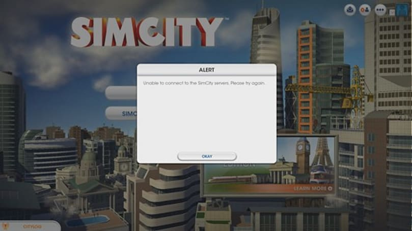 Rumor: Maxis insider claims SimCity servers not essential