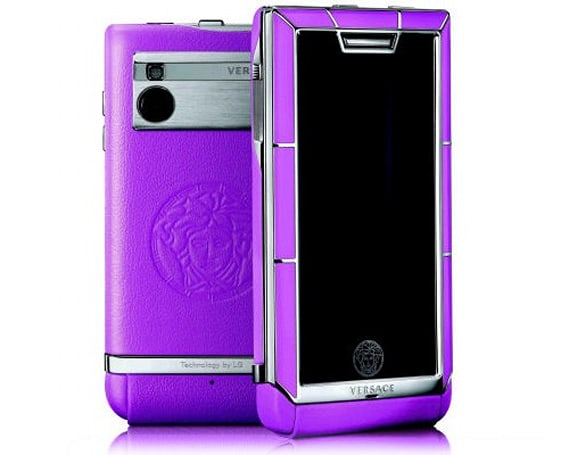Versace Unique launched, Vertu put on notice